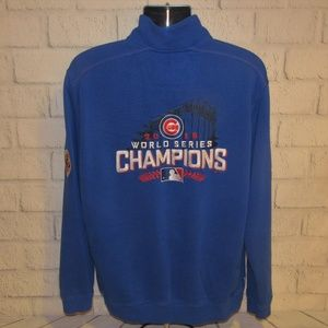 Tommy Bahama Embroidered Sweater / Chicago Cubs